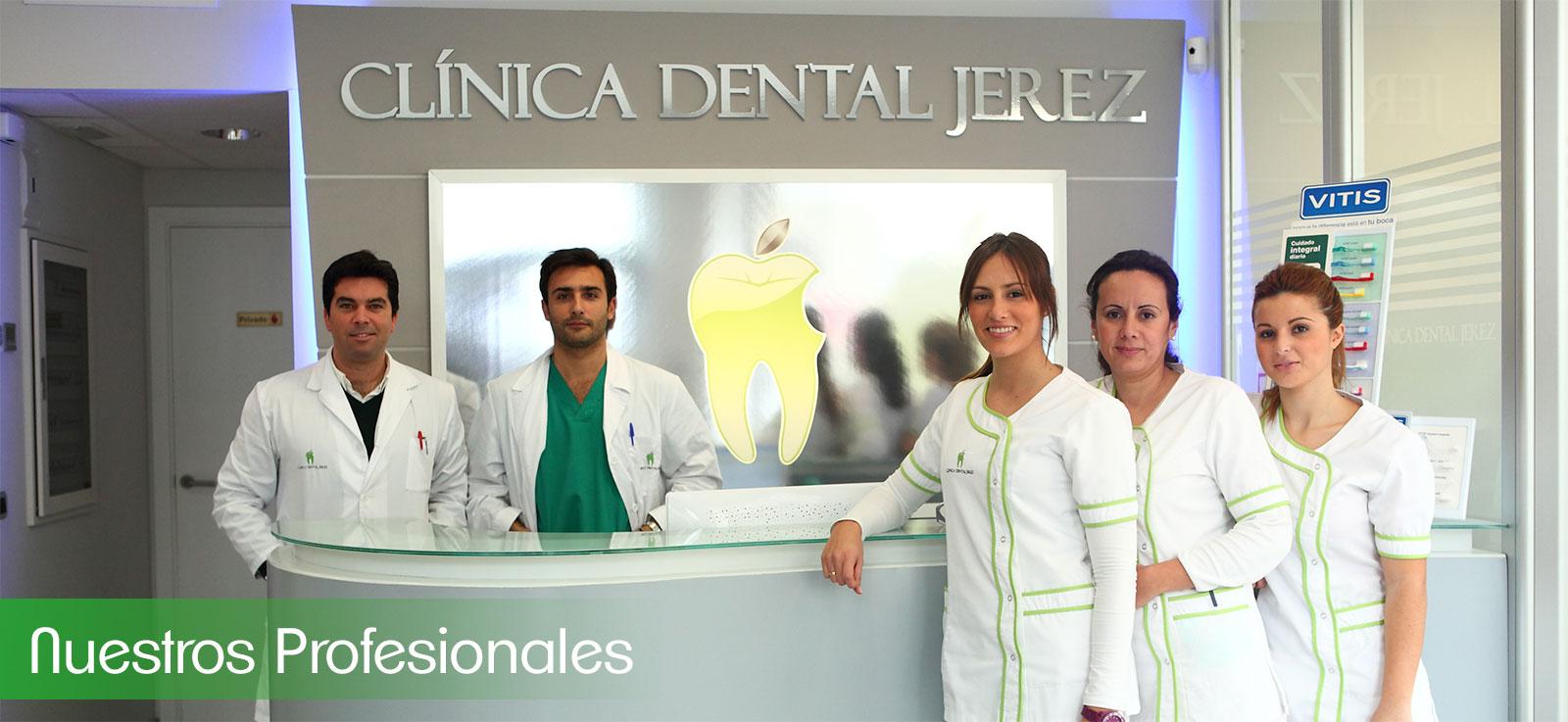 Nuestro profesionales clinica dental jerez for Clinica dental jerez de la frontera